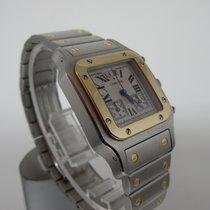Cartier Santos Galbée Chronograph W20042C4