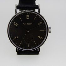 NOMOS Steel 38,3mm Automatic 604 new