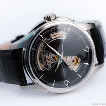 Hamilton Jazzmaster Viewmatic Open Heart/Box&Papers