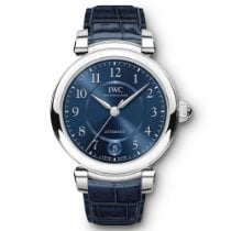 IWC Steel 36mm Automatic IW458312 new