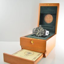 Chronoswiss 44.5mm Automatik gebraucht Timemaster Schwarz