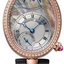 Breguet Reine de Naples new Automatic Watch with original box and original papers