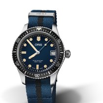 Oris Divers Sixty Five 01 733 7747 4055-07 5 17 28 Oris DIVING SIXTY-FIVE Blu new