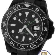 Rolex 2014 Rolex GMT-Master II Stainless Black PVD Ceramic...