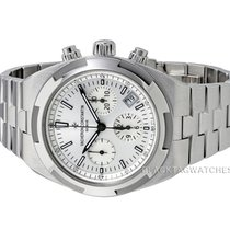 Vacheron Constantin 5500V/110A-B075 Steel 2020 Overseas Chronograph 42.5mm new United States of America, Florida, Aventura