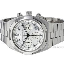 Vacheron Constantin 5500V/110A-B075 Steel 2018 Overseas Chronograph 42.5mm new United States of America, Florida, Aventura