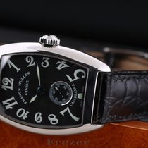 Franck Muller 25mm Automatic pre-owned Casablanca Black