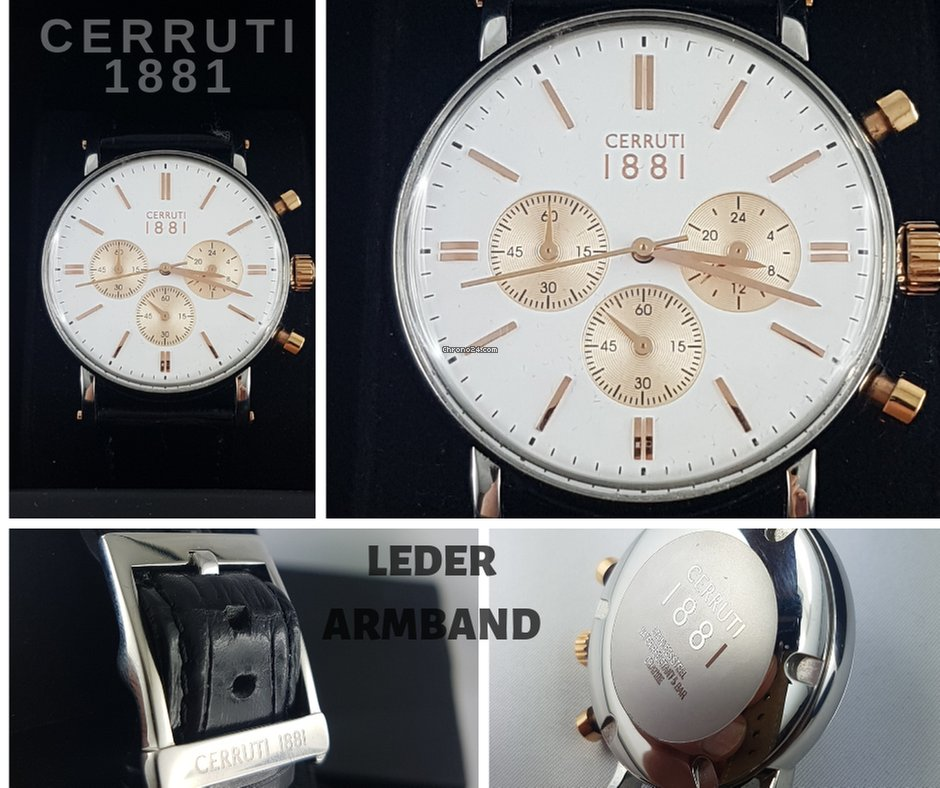 1653c6b62db Comprar relógios Cerruti