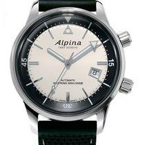Alpina Acero 42mm Automático 525S4H6 nuevo