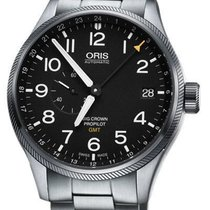 Oris Big Crown ProPilot GMT Crn