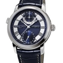 Frederique Constant Steel 42mm Automatic FC-750MCN4H6 new