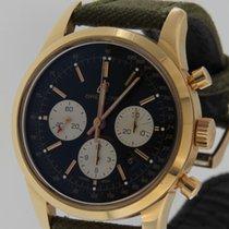 Breitling Transocean Chronograph tweedehands 43.00mm Roodgoud