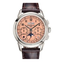 Patek Philippe 5270P-001 Platinum Perpetual Calendar Chronograph