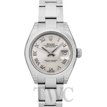 Rolex Lady-Datejust Acero 28mm Plata