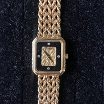 Piaget Geelgoud 20mm Quartz 8148E21 tweedehands