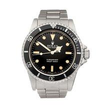 Rolex Submariner (No Date) Steel 40mm Black United Kingdom, Bishop's Stortford