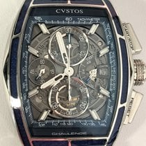 Cvstos Steel 53.7mm Automatic cvstos challenge chrono carbon II new