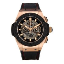 Hublot Rose gold 48mm Automatic 701.OQ.0180.RX pre-owned