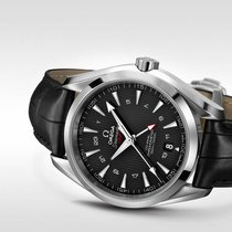 Omega Seamaster Aqua Terra Steel 43mm Black No numerals United States of America, New Jersey, Princeton