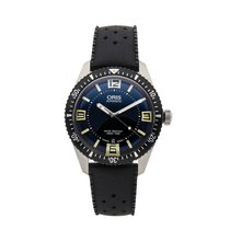 Oris Divers Sixty Five Steel 40mm Black Arabic numerals United States of America, Pennsylvania, Bala Cynwyd