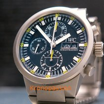 IWC GST Titanium 43mm Black No numerals United States of America, Florida, Boca Raton