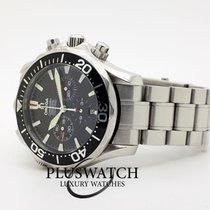 Omega Seamaster Diver 300 M Steel 41,5mm Black