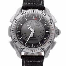 Omega Speedmaster Professional Moonwatch Titane 42,2mm Gris Sans chiffres France, Le Mans