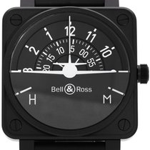 Bell & Ross BR 01-92 Steel 46mm