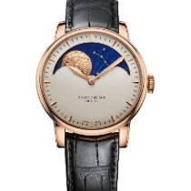 Arnold & Son 1GLAR.I01A.C122A Rose gold 2019 HM Perpetual Moon 42mm new