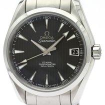 Omega Seamaster Aqua Terra 231.10.39.21.06.001 2012 pre-owned