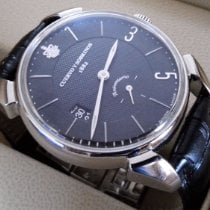 Cuervo y Sobrinos Historiador new 2010 Automatic Watch with original box 3191.1C135