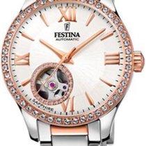 Festina Steel Automatic F20487/1 new
