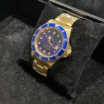 Rolex 16618 Or jaune 1990 Submariner Date 40mm nouveau France, Marseille