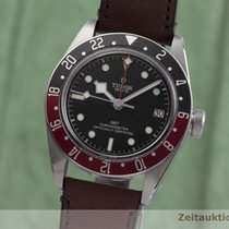 Tudor Black Bay GMT Zeljezo 41mm Crn