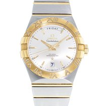 Omega Constellation Day-Date 123.25.38.22.02.002 2010 occasion