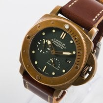 Panerai Special Editions Bronze 47mm Green