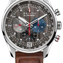 Zenith El Primero new Automatic Chronograph Watch with original box