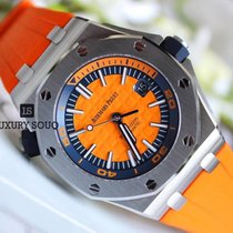 Audemars Piguet Royal Oak Offshore Diver Chronograph new Automatic Chronograph Watch only 26703ST.OO.A070CA.01