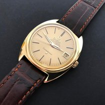 Omega ++ Constellation ++ ca.1967 ++ GELBGOLD ++