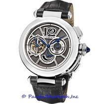 Cartier Pasha W3030013 new