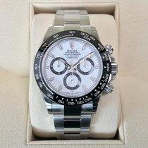 Rolex Cosmograph Daytona White Dial 116500LN LC-EU