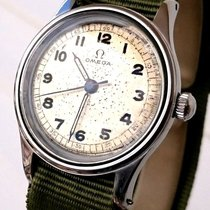 Omega Military WWII R17.8SC 31mm Stainless Steel Reversible Case