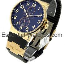 Ulysse Nardin 266-66-3/62 Maxi Marine Chronometer 41mm in Rose...
