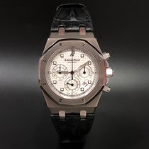 Audemars Piguet Royal Oak Chronograph White Gold