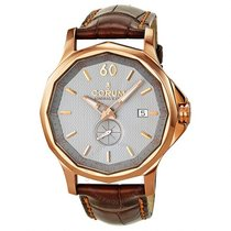 Corum new Automatic 42mm Rose gold Sapphire crystal