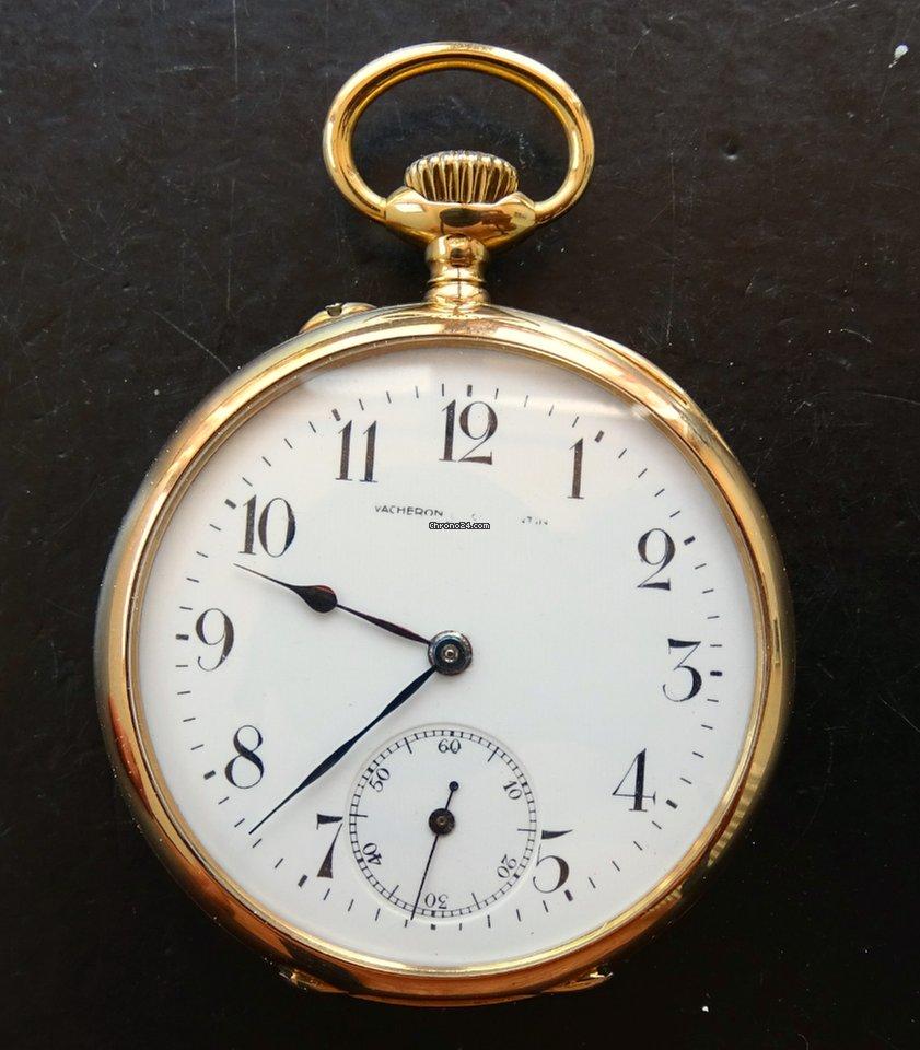 abce70e2b61 Relógios de bolso Vacheron Constantin - Compare preços na Chrono24