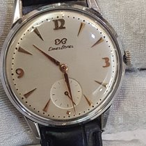 Ernest Borel Ultra Rare Oversize Vintage Mechanical 36.5mm Top...