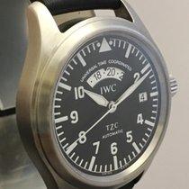 IWC Pilot  Fliegeruhr Spitfire UTC TZC IW3251