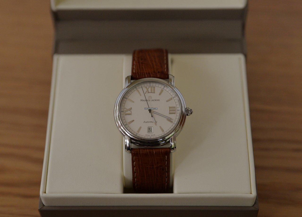 Часы maurice lacroix pt6017 цена