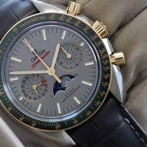 Omega Speedmaster Professional Moonwatch Moonphase nouveau 2020 Remontage automatique Chronographe Montre avec coffret d'origine et papiers d'origine 304.23.44.52.06.001